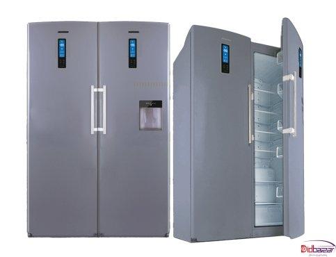 یخچال فریزر دوقلو الکترواستیل