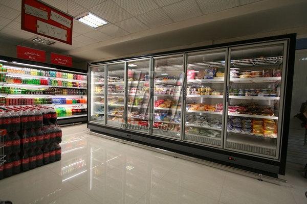 یخچال صنعتی - فروشگاهی