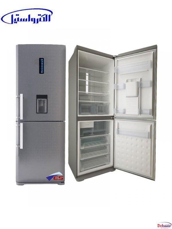 یخچال فریزر الکترواستیل
