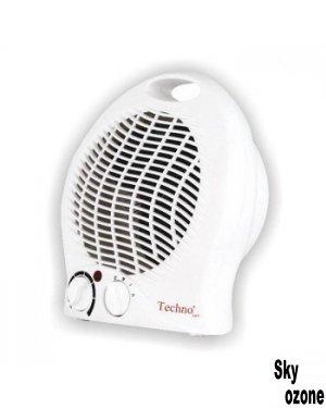 فن هیتر برقی تکنو مدل TE-1404