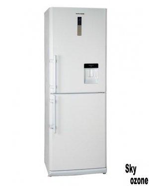 یخچال فریزر کمبی یخساران سیلور مدل مروارید 4060N