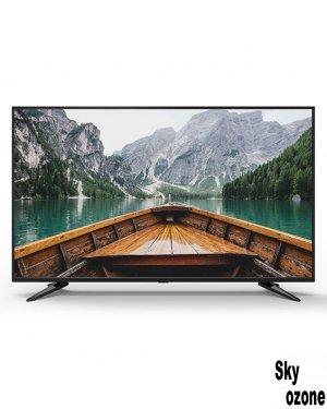 تلویزیون ال ای دی هوشمند مستر تک مدل MT-490USES سایز 49 اینچ