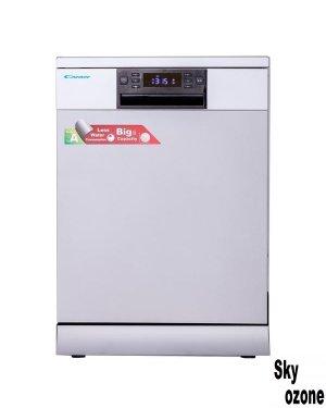 ماشین ظرفشویی کندی سفید