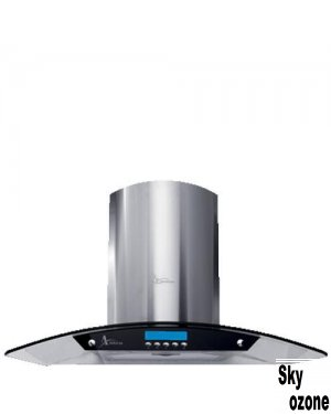 هود شومینه ای اخوان مدل Akhavan Kitchen Hood H-11،قیمت هود،قیمت هود آشپزخانه،هود آشپزخانه اخوان،هود اخوان