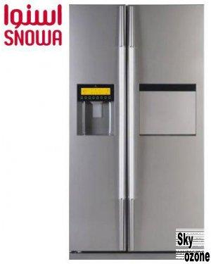 ساید بای ساید اسنوا سری کانتر سیلور، مدل SR SL933LS