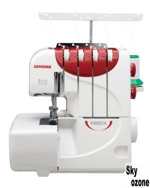 new sewing machines 9300DX,چرخ سردوز صنعتی ژانومه مدل 9300dx,چرخ خیاطی ژانومه سردوزمدل 9300,new چرخ خیاطی ژانومه 9300DX,دیدبازار,didbazar