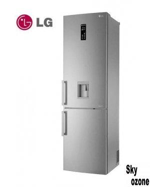 یخچال فریزر LG مدل BF32TS,یخچال فریزر ال جی,ال جی,مجهز به محفظه نگهدارنده مواد غذایی Fresh Zone,مجهز به آبریز باریک جهت افزایش فضای داخلی یخچال,کمپرسور اینورتر خطی,مصرف انرژی ++A,