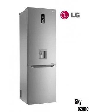 یخچال فریزر LG مدل BF42W,مجهز به محفظه نگهدارنده مواد غذایی Fresh Zone,مجهز به آبریز باریک جهت افزایش فضای داخلی یخچال,کمپرسور اینورتر خطی,مصرف انرژی ++A,طبقات بیشتر یخچال,دارای کشوی کنترل کننده دما,سیستم جریان هوای چندگانه