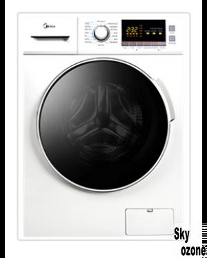 ماشین لباسشویی ۹ کیلویی اینورتر مدل WBS-14901W/SLCD