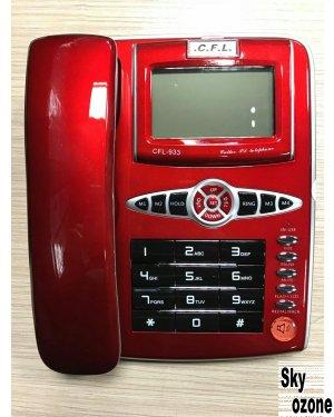 تلفن CFL933,تلفن ارزان قیمت,گوشی تلفن مناسب ,قیمت تلفن CFL933,تلفن سی اف ال 933,گوشی محل کار