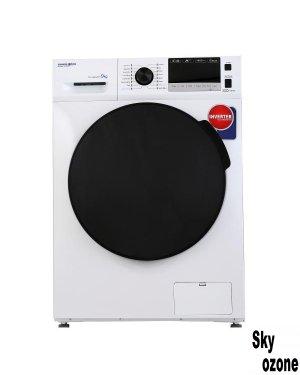 ماشین لباسشویی پاکشوما 9 کیلوگرم سیلور