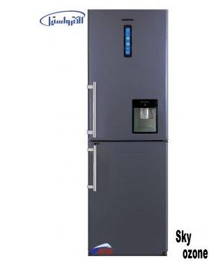 یخچال فریزر الکترواستیل تیتانیوم ES20T