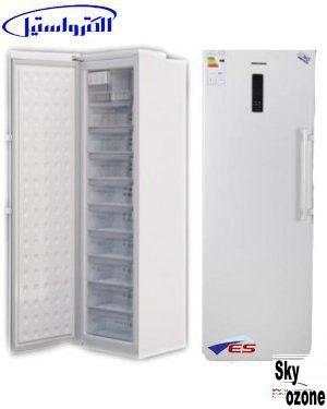فریزر,پلادیوم,الکترواستیل,سفید,چرم, PD25W,یخچال فریزر الکترواستیل,دیجیتالی,سرمایشی,یخچال,فریزر,قیمت فریزر الکترواستیل,بدون برفک,الکترواستیل,دیدبازار,پشت بسته