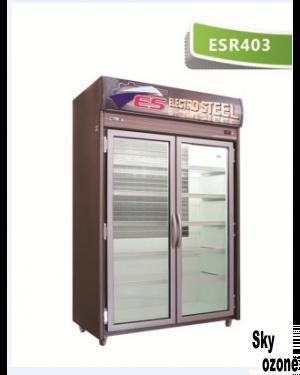یخچال,ایستاده,2,درب,رز,یکطرفه,مدل,ESR403,یخچال,فریزر,صنعتی,نمایندگی,فروش,ایران,تهران,خدمات,پس,از,فروش,ایرانی,بهترین,ارزانترین,مناسبترین,کمترین,قیمت,الکترواستیل