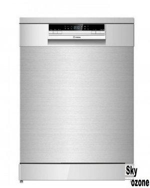 ماشین ظرفشویی ایستاده اسنوا مدل SWD-126 رنگ سفید