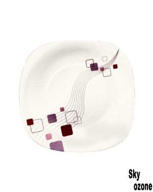 Pina service Dessini 26 square purple,سرویس 26 پارچه مربع دسینی مدل برمیولی پینا بنفش,سرویس 26 پارچه مربع دسینی برمیولی پینا بنفش,سرویس 26 پارچه مربع دسینی,برمیولی پینا بنفش,سرویس 26پارچه اپال مربع دسینی برمیولی,سرویس غذاخوری آرکوپال 26 پارچه دسینی طرح پی