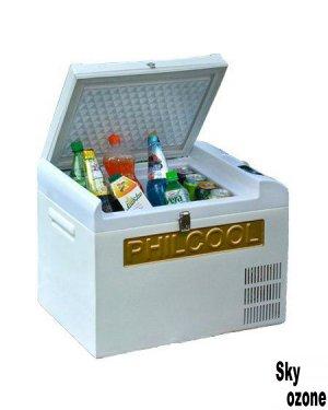یخچال فریزر پرتابل خودرویی,پرتابل خودرویی,یخچال خودرویی,یخچال 32 لیتری خودرویی,یخچال داخل خودرو,یخچال مسافرتی