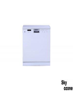 ماشین ظرف شویی شارپ مدل QW-V634X،شرفشویی،ماشین ظزفشویی،قیمت ظرفشویی،ظرفشویی شارپ