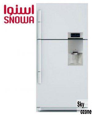 یخچال فریزر اسنوا مدل STM-E2700LW
