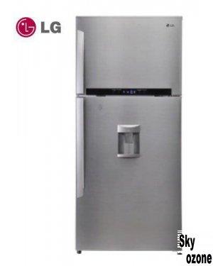 یخچال فریزر LG مدل TF34,مجهز به محفظه نگهدارنده مواد غذایی Fresh Zone,مجهز به آبریز باریک جهت افزایش فضای داخلی یخچال,کمپرسور اینورتر خطی,مصرف انرژی ++A,دارای کشوی با قابلیت حفظ رطوبت و تازگی مواد,سیستم جریان هوای چندگانه,یخساز دستی