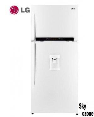 یخچال فریزر LG مدل TF56WB,مصرف انرژی A+,کمپرسور اینورتر,فیلتر Hygiene Fresh +,25 فوت,سیستم جریان هوای چندگانه