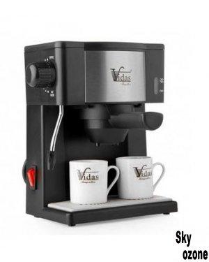قهوه ساز ویداس مدل VI-2333،قهوه ساز،قیمت قهوه ساز،قهوه ساز ویداس،اسپرو ساز،قیمت اسپروساز