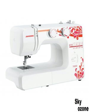 7000 JANOME sewing machines,چرخ خیاطی ژانومه 7000 JANOME,چرخ خیاطی ژانومه مدل 7000,چرخ خیاطی ژانومه استوک مدل 7000,چرخ خیاطی ژانومه مدل 7000A,ژانومه,Janome 7000 A,دیدبازار,DIDBAZAR