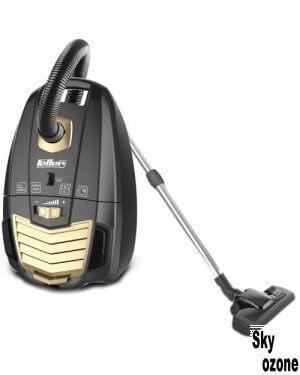 جارو برقی با پاکت فلر مدل ( خاکستری طلایی ) Feller Bagged Canister Vacuum Cleaner VC209،جاروبرقی،قیمت جاروبرقی،جاروبرقی فلر،قیمت جاروبرقی فلر،جارو برقی،قیمت جارو برقی،جارو برقی فلر،قیمت جارو برقی فلر