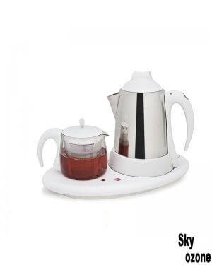 چایساز دو کاره استیل پارس خزر 3500 parskhazar,چایساز دوکاره پارس خزر,چایساز پارس خزر,چایساز parskhazar,parskhazar,چایساز,پارسخزر,Dual stainless tea Staples 3500 parskhazar,دیدبازار,didbazar